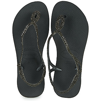 Παπούτσια Γυναίκα Σαγιονάρες Havaianas LUNA PREMIUM Black