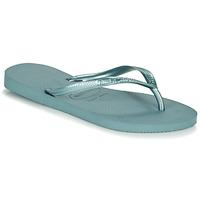 Παπούτσια Γυναίκα Σαγιονάρες Havaianas SLIM Μπλέ