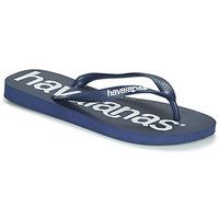 Παπούτσια Σαγιονάρες Havaianas TOP LOGOMANIA Navy / Mπλε
