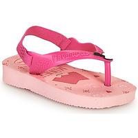Παπούτσια Κορίτσι Σαγιονάρες Havaianas BABY DISNEY CLASSICS II Ροζ