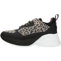 Παπούτσια Γυναίκα Χαμηλά Sneakers Alexander Smith S73696 Gray and Black