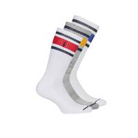 Αξεσουάρ Άνδρας Κάλτσες Polo Ralph Lauren 3PK OC CH ST-CREW-3 PACK Άσπρο