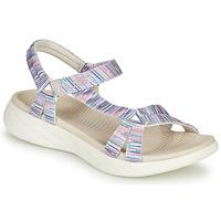 Παπούτσια Γυναίκα Σανδάλια / Πέδιλα Skechers ON-THE-GO Mulitcolor