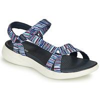 Παπούτσια Γυναίκα Σανδάλια / Πέδιλα Skechers ON-THE-GO Πολύχρωμο