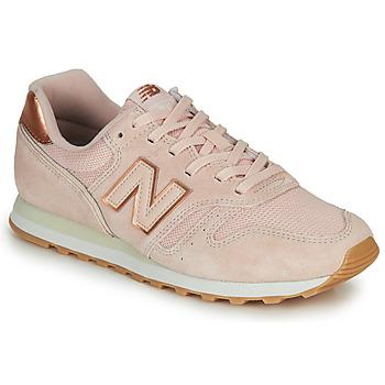Παπούτσια Γυναίκα Χαμηλά Sneakers New Balance 373 Ροζ