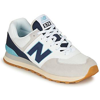 Παπούτσια Χαμηλά Sneakers New Balance 574 Γκρι / Navy