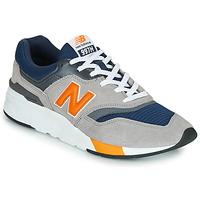 Παπούτσια Χαμηλά Sneakers New Balance 997 Navy / Γκρι / Orange