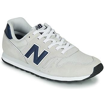 Παπούτσια Χαμηλά Sneakers New Balance 373 Beige / Marine