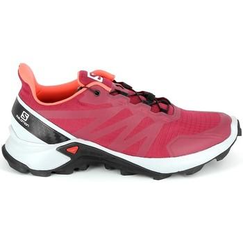 Παπούτσια Πεζοπορίας Salomon Supercross Cerise Red