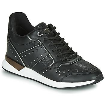 Παπούτσια Γυναίκα Χαμηλά Sneakers Guess FL5REJ-ELE12-BLACK Black