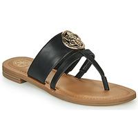Παπούτσια Γυναίκα Σαγιονάρες Guess GENERA Black