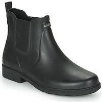 Παπούτσια Άνδρας Μπότες βροχής Aigle CARVILLE Black