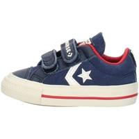 Παπούτσια Αγόρι Χαμηλά Sneakers Converse 762767C Blue