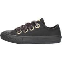 Παπούτσια Κορίτσι Χαμηλά Sneakers Converse 661878 Black