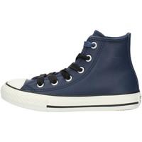 Παπούτσια Αγόρι Ψηλά Sneakers Converse 662809C Blue