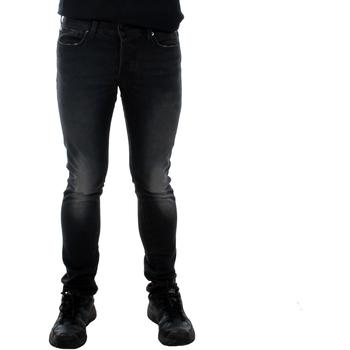Skinny Τζιν Jack & Jones 12152478 JJIGLENN JJICON CR 133 IK BLACK DENIM [COMPOSITION_COMPLETE]