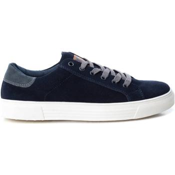 Παπούτσια Άνδρας Χαμηλά Sneakers Xti 48690 NAVY Azul marino