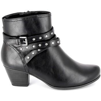 Μποτίνια Jana Boots 25362-23 Noir