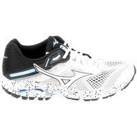 Παπούτσια Γυναίκα Τρέξιμο Mizuno Wave Inspire 15 Blanc Noir Άσπρο