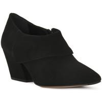 Παπούτσια Γυναίκα Χαμηλές Μπότες Priv Lab GIROFORMA NERO Nero