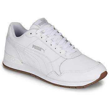 Xαμηλά Sneakers Puma ST RUNNER ΣΤΕΛΕΧΟΣ: Δέρμα & ΕΠΕΝΔΥΣΗ: Ύφασμα & ΕΣ. ΣΟΛΑ: Συνθετικό & ΕΞ. ΣΟΛΑ: Καουτσούκ