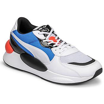 Παπούτσια Άνδρας Χαμηλά Sneakers Puma RS 9.8 MERMAID Άσπρο / Black / Μπλέ
