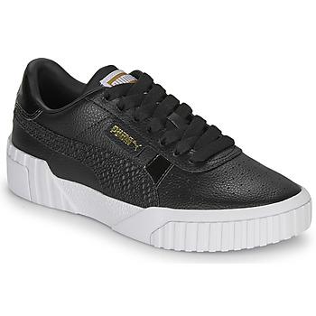 Παπούτσια Γυναίκα Χαμηλά Sneakers Puma CALI Black