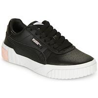 Παπούτσια Κορίτσι Χαμηλά Sneakers Puma CALI Black