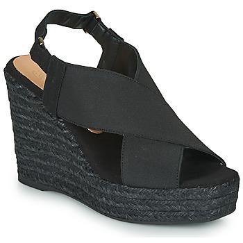 Παπούτσια Γυναίκα Σανδάλια / Πέδιλα Castaner FEDERICA Black