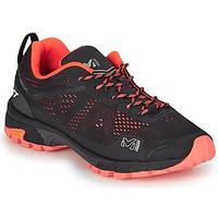 Παπούτσια Γυναίκα Πεζοπορίας Millet HIKE UP Black / Ροζ