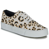 Παπούτσια Γυναίκα Χαμηλά Sneakers Superdry CLASSIC LACE UP TRAINER Leopard