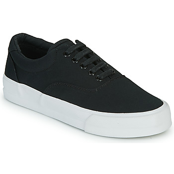 Παπούτσια Γυναίκα Χαμηλά Sneakers Superdry CLASSIC LACE UP TRAINER Black