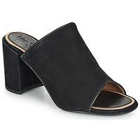 Παπούτσια Γυναίκα Τσόκαρα Superdry EDIT MULE Black