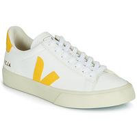 Παπούτσια Χαμηλά Sneakers Veja CAMPO Άσπρο / Yellow