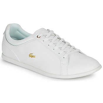 Παπούτσια Γυναίκα Χαμηλά Sneakers Lacoste REY LACE 120 1 CFA Άσπρο / Gold