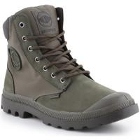 Παπούτσια Ψηλά Sneakers Palladium Pampa Sport Cuff WPN 73234-309-M green