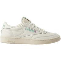 Παπούτσια Χαμηλά Sneakers Reebok Sport Club c 1985 tv Μπεζ