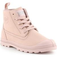 Παπούτσια Γυναίκα Μπότες Palladium Pampa LDN LP 96468-612-M pink