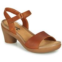 Παπούτσια Γυναίκα Σανδάλια / Πέδιλα Art ALFAMA Brown