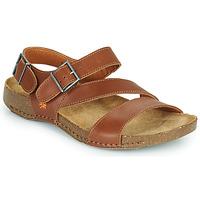 Παπούτσια Σανδάλια / Πέδιλα Art I BREATHE Brown