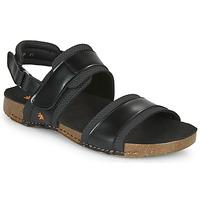 Παπούτσια Άνδρας Σανδάλια / Πέδιλα Art I BREATHE Black