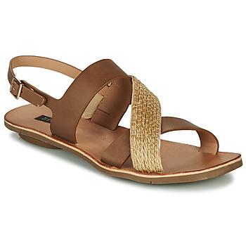 Παπούτσια Γυναίκα Σανδάλια / Πέδιλα Neosens DAPHNI Brown / Beige