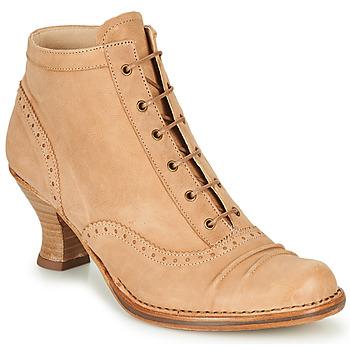 Παπούτσια Γυναίκα Μποτίνια Neosens ROCOCO Beige