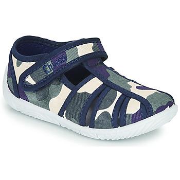 Παπούτσια Αγόρι Παντόφλες Chicco TULLIO Μπλέ / Άσπρο