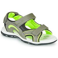 Παπούτσια Αγόρι Σπορ σανδάλια Chicco CEDDER Grey / Green