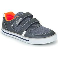 Παπούτσια Αγόρι Χαμηλά Sneakers Chicco FREDERIC Μπλέ / Orange