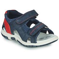 Παπούτσια Αγόρι Σπορ σανδάλια Chicco FLORIAN Marine / Red