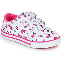 Παπούτσια Κορίτσι Χαμηλά Sneakers Chicco FRANCY Άσπρο / Ροζ