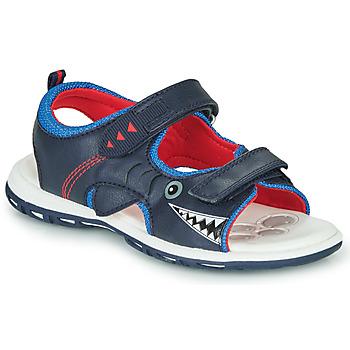Παπούτσια Αγόρι Σπορ σανδάλια Chicco CAIL Μπλέ