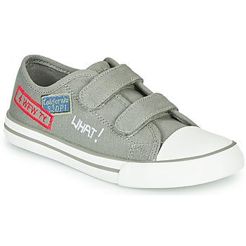 Παπούτσια Αγόρι Χαμηλά Sneakers Chicco COCOS Grey
